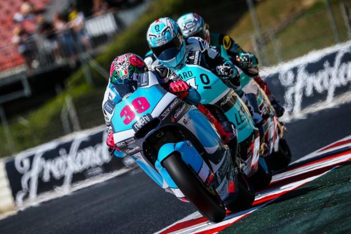 Luis Salom - Catalunya Grand Prix - MotoGP 2016